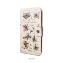 【グッズ-カバーホルダー】グランブルーファンタジー 手帳型スマホケース(iPhone6/6s/7/8兼用) 01/集合デザイン(グラフアート)【アニメイト先行販売分】の画像