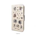 【グッズ-カバーホルダー】グランブルーファンタジー 手帳型スマホケース(iPhone6/6s/7/8兼用) 02/集合デザイン(グラフアート)【アニメイト先行販売分】の画像