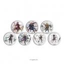 【グッズ-バッチ】グランブルーファンタジー 缶バッジ 05/ブラインド(グラフアート)【アニメイト先行販売分】の画像
