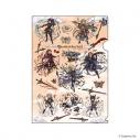 【グッズ-クリアファイル】グランブルーファンタジー クリアファイル 02/集合デザイン(グラフアート)【アニメイト先行販売分】の画像