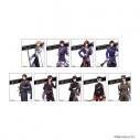 【グッズ-カード】千銃士:Rhodoknight キャラフレームカード 02 Vol.2 ブラインドの画像
