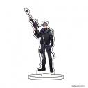 【グッズ-スタンドポップ】千銃士:Rhodoknight キャラアクリルフィギュア 01 マークスの画像