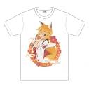 【グッズ-Tシャツ】世話やきキツネの仙狐さん フルカラーTシャツ Lサイズの画像