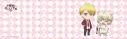 【グッズ-手拭】不機嫌なモノノケ庵 續 手ぬぐい 安倍&ヤヒコの画像