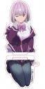 【グッズ-スタンドポップ】SSSS.GRIDMAN 【描き下ろし】アカネ おすわりアクリルスタンドの画像