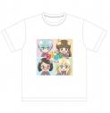 【グッズ-Tシャツ】放課後さいころ倶楽部 Tシャツ XLの画像