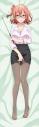 【グッズ-ピローケース】やはり俺の青春ラブコメはまちがっている。完 描き下ろしプレミアム抱き枕カバー 結衣 先生ver.の画像