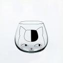 【グッズ-タンブラー・グラス】夏目友人帳 ニャンコ先生ゆらゆらグラス(ノーマルver)の画像