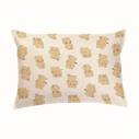 【グッズ-ピローケース】魔王城でおやすみ でびあくま 枕カバーの画像