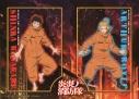 【グッズ-ポスター】炎炎ノ消防隊 ミニ3Dアートコレクション [森羅日下部&アーサー・ボイル]の画像