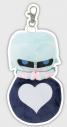 【グッズ-ポーチ】ジョジョの奇妙な冒険 ダイヤモンドは砕けない マスコットミニポーチ D.クレイジー・ダイヤモンド【再販】の画像