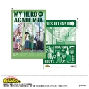 【グッズ-クリアファイル】僕のヒーローアカデミア クリアファイル (A 緑谷・麗日・轟)の画像