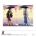 【グッズ-クリアファイル】映画『銀魂 THE FINAL』 クリアファイル (C 高杉&桂)の画像