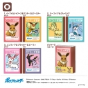 【グッズ-ノート】ポケットモンスター ミニ学習帳セット Oの画像