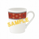 【グッズ-マグカップ】グランブルーファンタジー Valentine Gift マグカップ パーシヴァルの画像