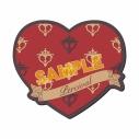【グッズ-コースター】グランブルーファンタジー Valentine Gift コースター パーシヴァルの画像