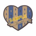 【グッズ-コースター】グランブルーファンタジー Valentine Gift コースター ランスロットの画像