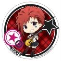【グッズ-バッチ】アイドルマスター ミリオンライブ! テーマ缶バッジ アイドル学園 ジュリアの画像