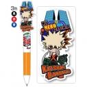 【グッズ-ボールペン】僕のヒーローアカデミア 3色ボールペン 爆豪勝己の画像