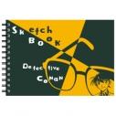【グッズ-スケッチブック】名探偵コナン  図案スケッチブック2020/工藤新一の画像