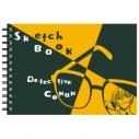 【グッズ-スケッチブック】名探偵コナン  図案スケッチブック2020/安室 透の画像