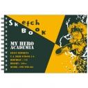 【グッズ-スケッチブック】僕のヒーローアカデミア 図案スケッチブック 緑谷出久の画像