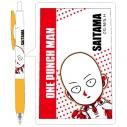 【グッズ-ボールペン】ワンパンマン サラサボールペン サイタマの画像