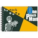 【グッズ-スケッチブック】ワンパンマン 図案スケッチブック ジェノスの画像