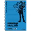 【グッズ-ノート】ワンパンマン ノート(B5サイズ) ジェノスの画像