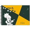 【グッズ-スケッチブック】Dr.STONE 図案スケッチブック コハクの画像