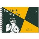 【グッズ-スケッチブック】Dr.STONE 図案スケッチブック クロムの画像