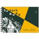 【グッズ-スケッチブック】Dr.STONE 図案スケッチブック 獅子王 司の画像