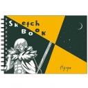 【グッズ-スケッチブック】Dr.STONE 図案スケッチブック 氷月の画像