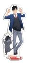 【グッズ-スタンドポップ】ハイキュー!! Playingマスコットアクリルスタンド 黒尾【アニメイト限定】の画像