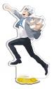 【グッズ-スタンドポップ】ハイキュー!! Playingマスコットアクリルスタンド 木兎【アニメイト限定】の画像