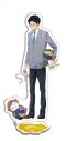 【グッズ-スタンドポップ】ハイキュー!! Playingマスコットアクリルスタンド 赤葦【アニメイト限定】の画像