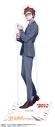 【グッズ-スタンドポップ】テスラノート アクリルスタンド オリバー・ソーントンの画像