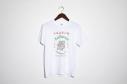 【グッズ-Tシャツ】小林愛香×キャセリーニ TシャツA Mサイズの画像