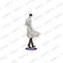 【グッズ-スタンドポップ】恋とプロデューサー アクリルスタンドフィギュア 黒金ver. シモンの画像