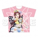 【グッズ-Tシャツ】ラブライブ!サンシャイン!! フルグラフィックTシャツ 桜内梨子 未体験HORIZONの画像