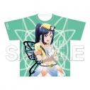 【グッズ-Tシャツ】ラブライブ!サンシャイン!! フルグラフィックTシャツ 松浦果南 未体験HORIZONの画像