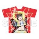 【グッズ-Tシャツ】ラブライブ!サンシャイン!! フルグラフィックTシャツ 黒澤ダイヤ 未体験HORIZONの画像