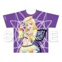 【グッズ-Tシャツ】ラブライブ!サンシャイン!! フルグラフィックTシャツ 小原鞠莉 未体験HORIZONの画像