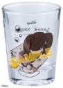 【グッズ-タンブラー・グラス】ディズニー ツイステッドワンダーランド ミニグラス オクタヴィネル寮の画像