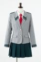 【コスプレ-衣装】僕のヒーローアカデミア 雄英高校制服(女子冬服)/Lの画像