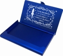 【グッズ-カードケース】特価 アイドルマスター ミリオンライブ! メタルカードケース 5七尾百合子の画像