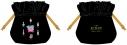 【グッズ-巾着】星のカービィ KIRBY ミスティック・パフューム ベロア巾着【アニメイト限定】の画像