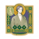 【グッズ-ステッカー】啄木鳥探偵處 トラベルステッカー (5)吉井勇の画像