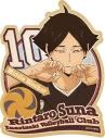 【グッズ-ステッカー】ハイキュー!! TO THE TOP トラベルステッカー2 (16)角名倫太郎の画像