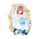 【グッズ-ステッカー】五等分の花嫁∬ トラベルステッカー(ウエディング) (3)中野三玖の画像